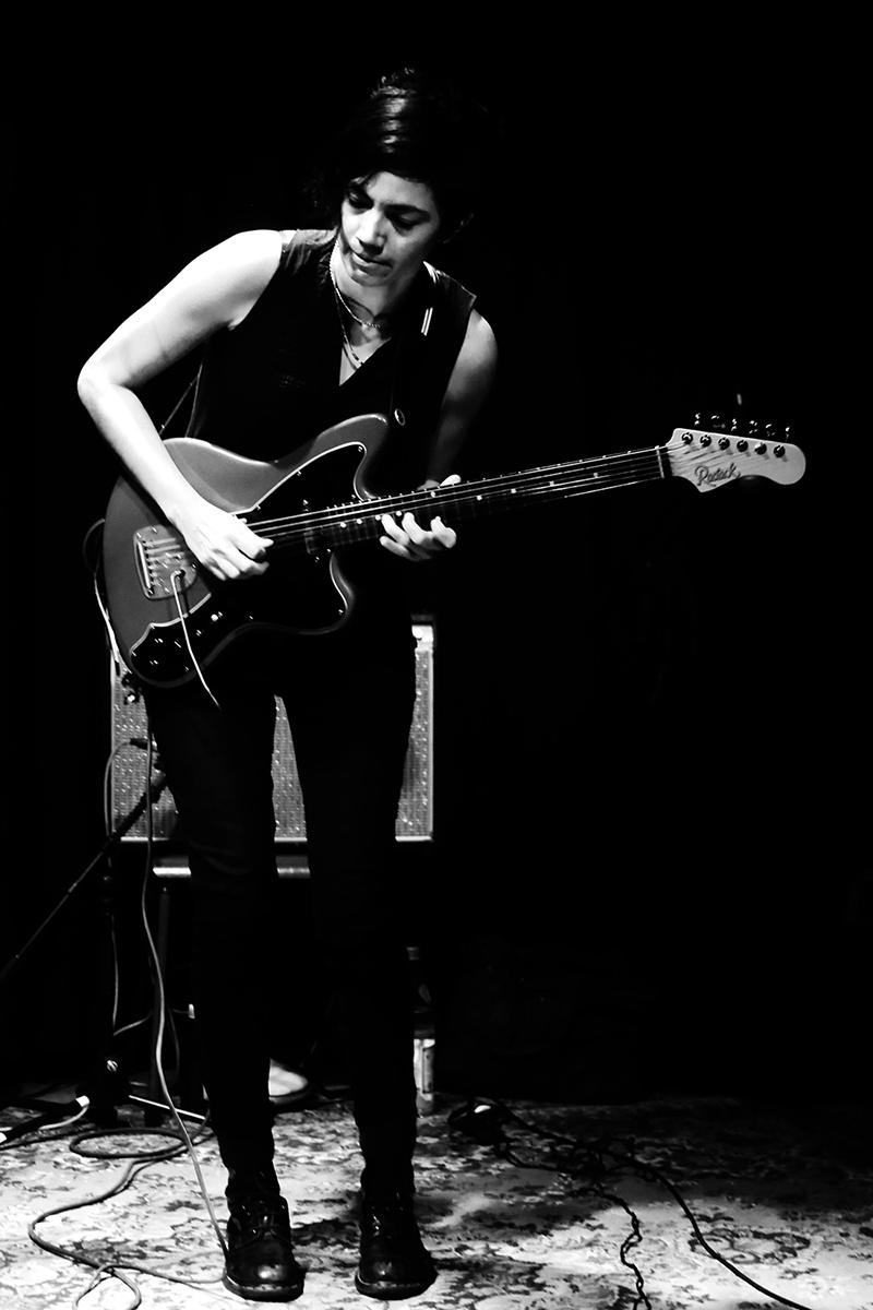 Ava Mendoza Quartet by Laurent Orseau - Les Ateliers Claus - Brussels, Belgium #5