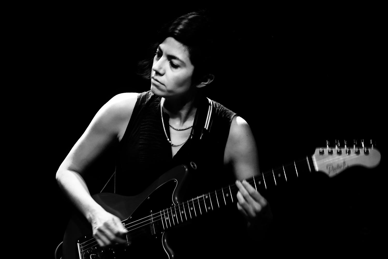 Ava Mendoza Quartet by Laurent Orseau - Les Ateliers Claus - Brussels, Belgium #6