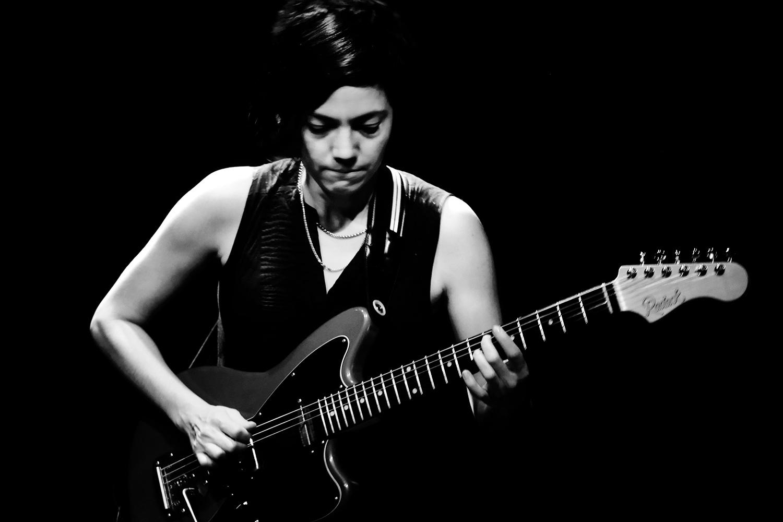Ava Mendoza Quartet by Laurent Orseau - Les Ateliers Claus - Brussels, Belgium #8
