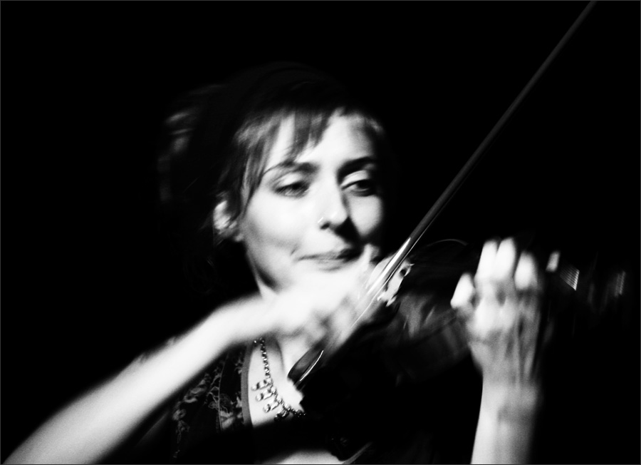Bakad Kapelye by Laurent Orseau - Concert - MuK - Giessen, Germany #18