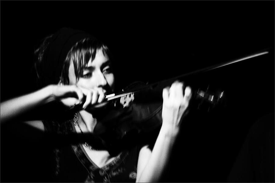 Bakad Kapelye by Laurent Orseau - Concert - MuK - Giessen, Germany #19