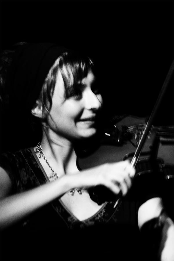 Bakad Kapelye by Laurent Orseau - Concert - MuK - Giessen, Germany #20
