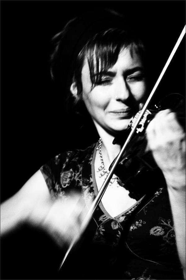 Bakad Kapelye by Laurent Orseau - Concert - MuK - Giessen, Germany #21