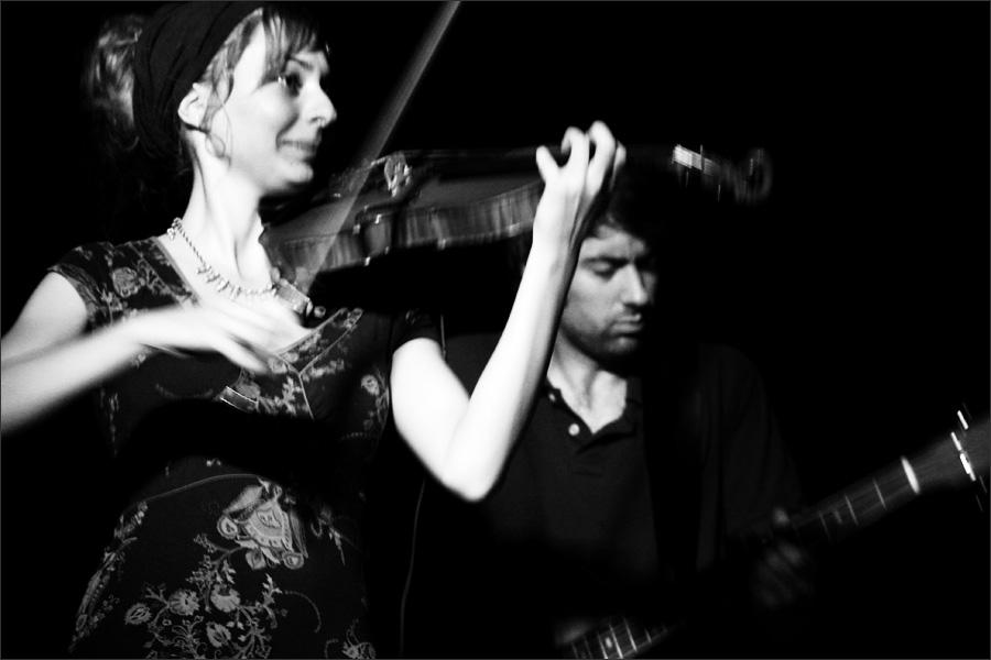 Bakad Kapelye by Laurent Orseau - Concert - MuK - Giessen, Germany #5