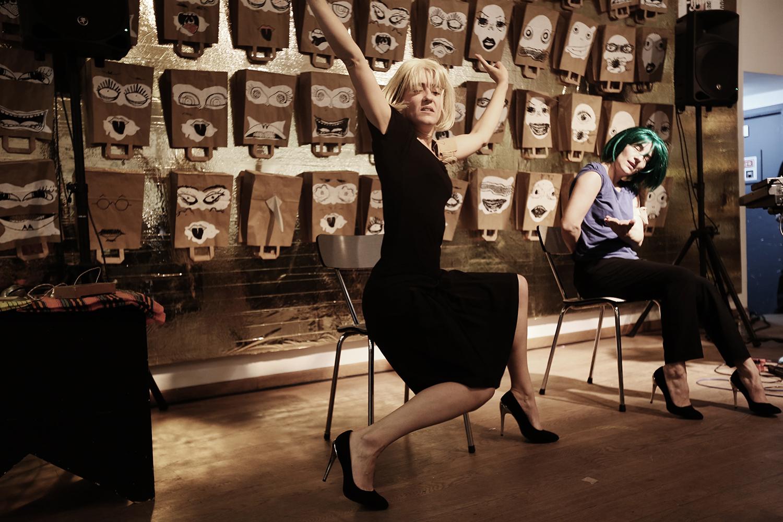 Ballets Confidentiels by Laurent Orseau - Centre Culturel Jacques Franck - Brussels, Belgium #17