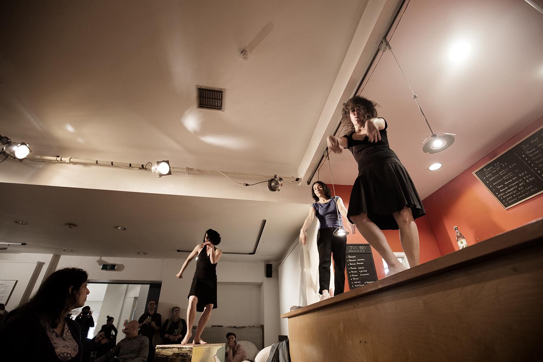 Ballets Confidentiels by Laurent Orseau - Centre Culturel Jacques Franck - Brussels, Belgium #25