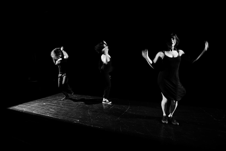 Ballets Confidentiels by Laurent Orseau - Centre Culturel Jacques Franck - Brussels, Belgium #5