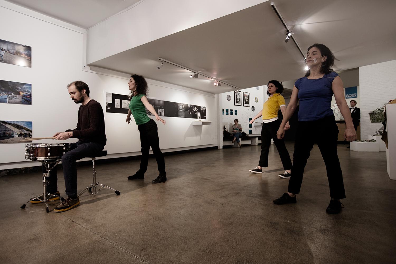 Ballets Confidentiels by Laurent Orseau - Centre Culturel Jacques Franck - Brussels, Belgium #7