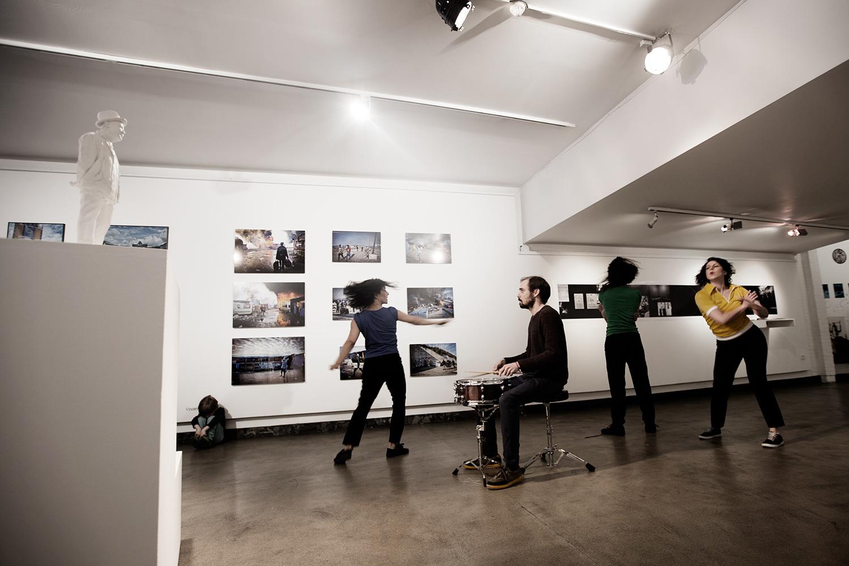 Ballets Confidentiels by Laurent Orseau - Centre Culturel Jacques Franck - Brussels, Belgium #8