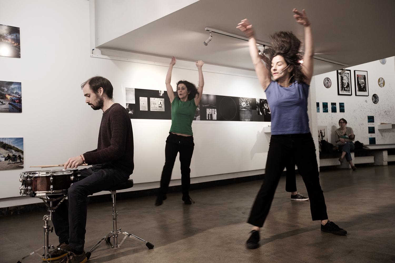 Ballets Confidentiels by Laurent Orseau - Centre Culturel Jacques Franck - Brussels, Belgium #9