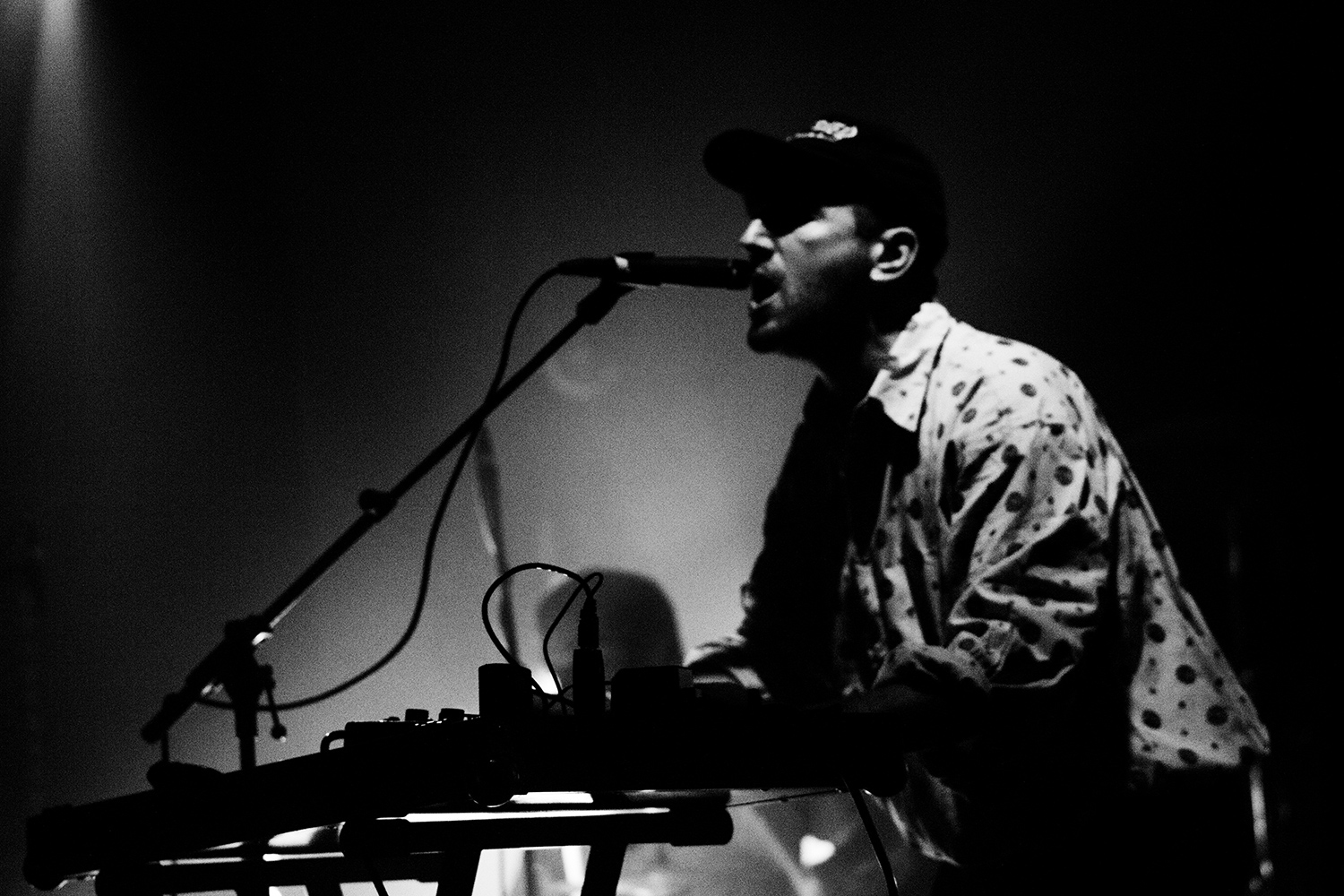 Bayacomputer by Laurent Orseau - Concert - Magasin 4 - Brussels, Belgium #3