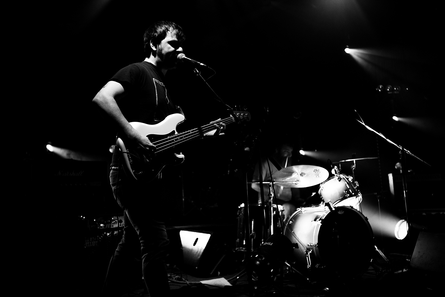 Bayacomputer by Laurent Orseau - Concert - Magasin 4 - Brussels, Belgium #4