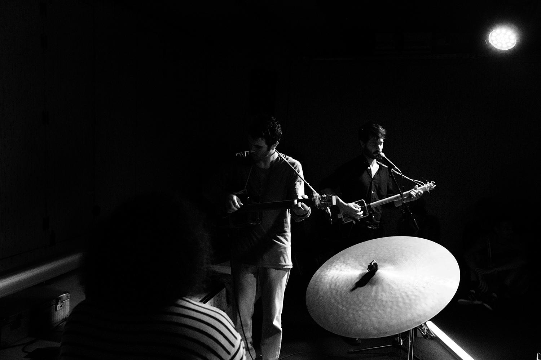 Bégayer - Concert - Les Ateliers Claus - Brussels, Belgium
