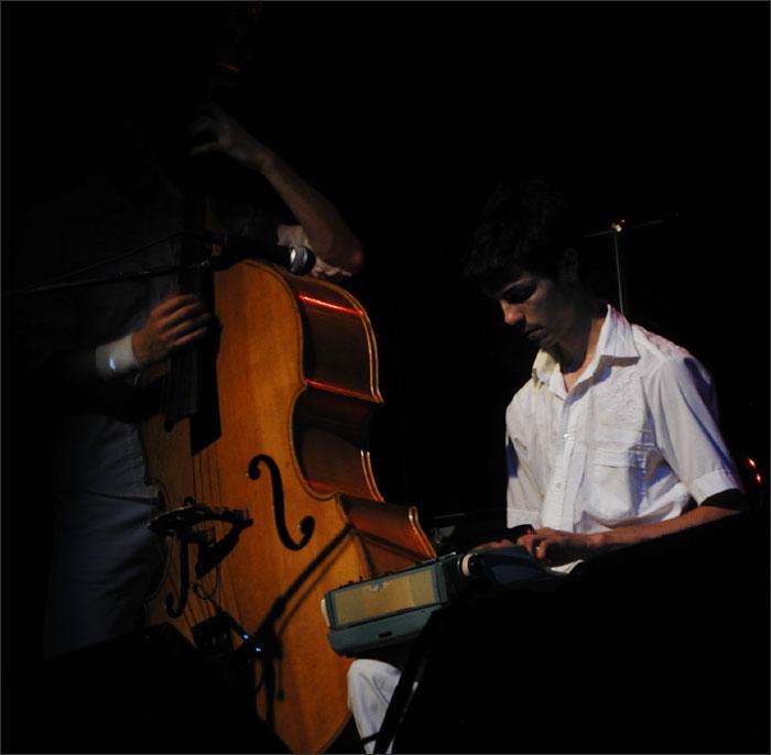 Bell Orchestre by Laurent Orseau - Brotfabrik - Frankfurt am Main, Germany #12