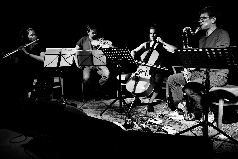 Ben Bertrand Ensemble by Laurent Orseau - Les Ateliers Claus - Brussels, Belgium #2