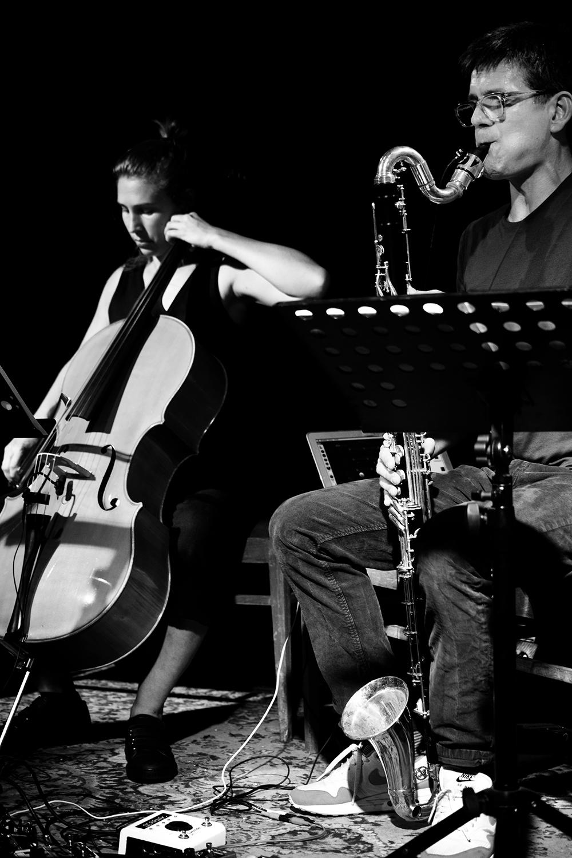 Ben Bertrand Ensemble by Laurent Orseau - Les Ateliers Claus - Brussels, Belgium #3