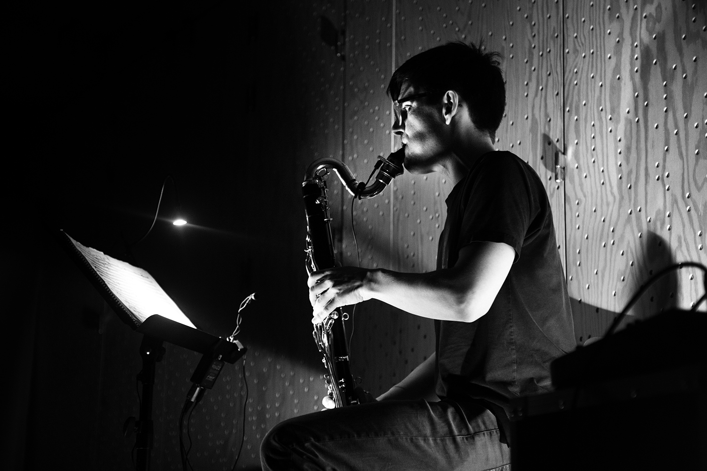 Ben Bertrand - Concert - Les Ateliers Claus - Brussels, Belgium