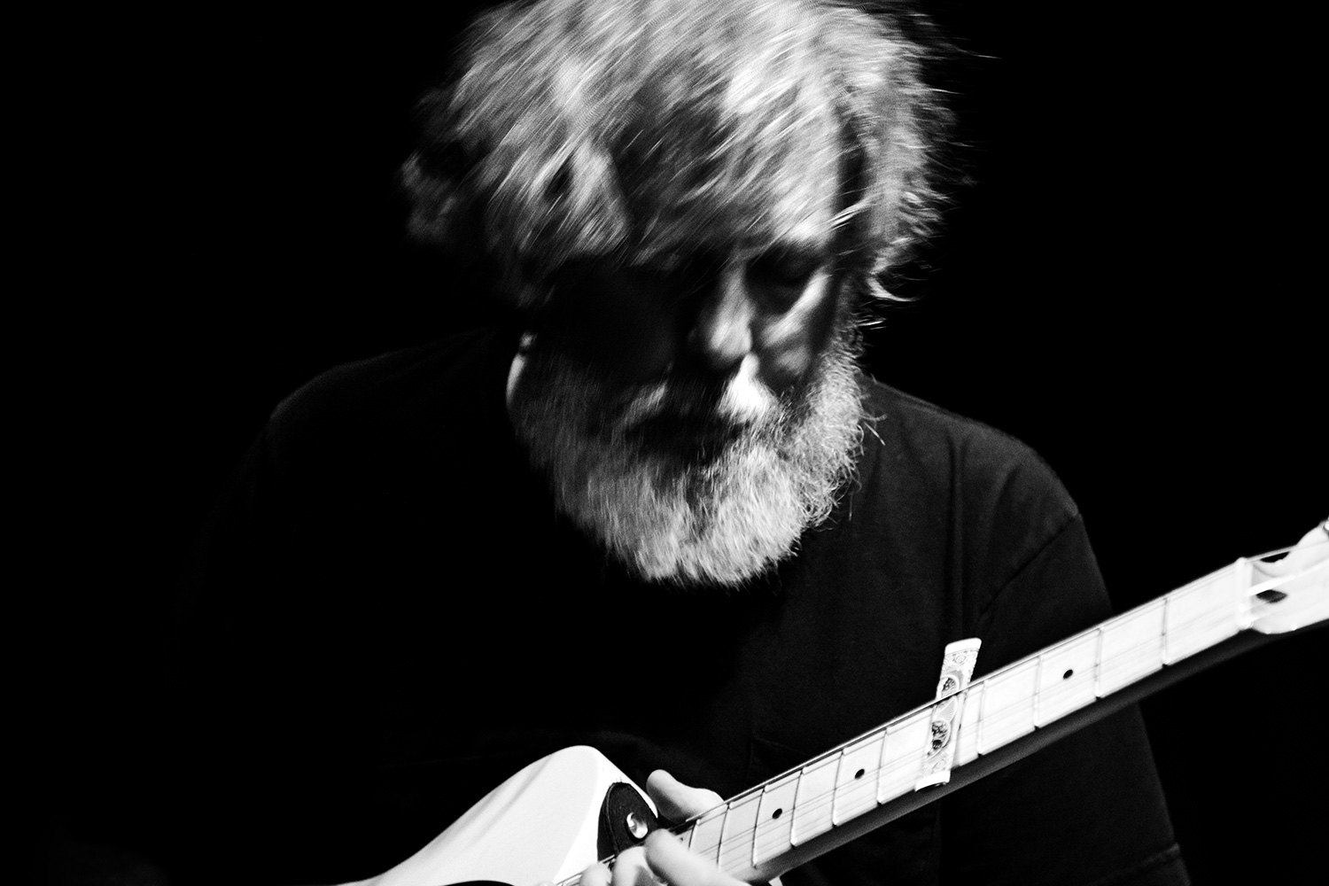 Bill Orcutt & Okkyung Lee by Laurent Orseau - Les Ateliers Claus - Brussels, Belgium #14