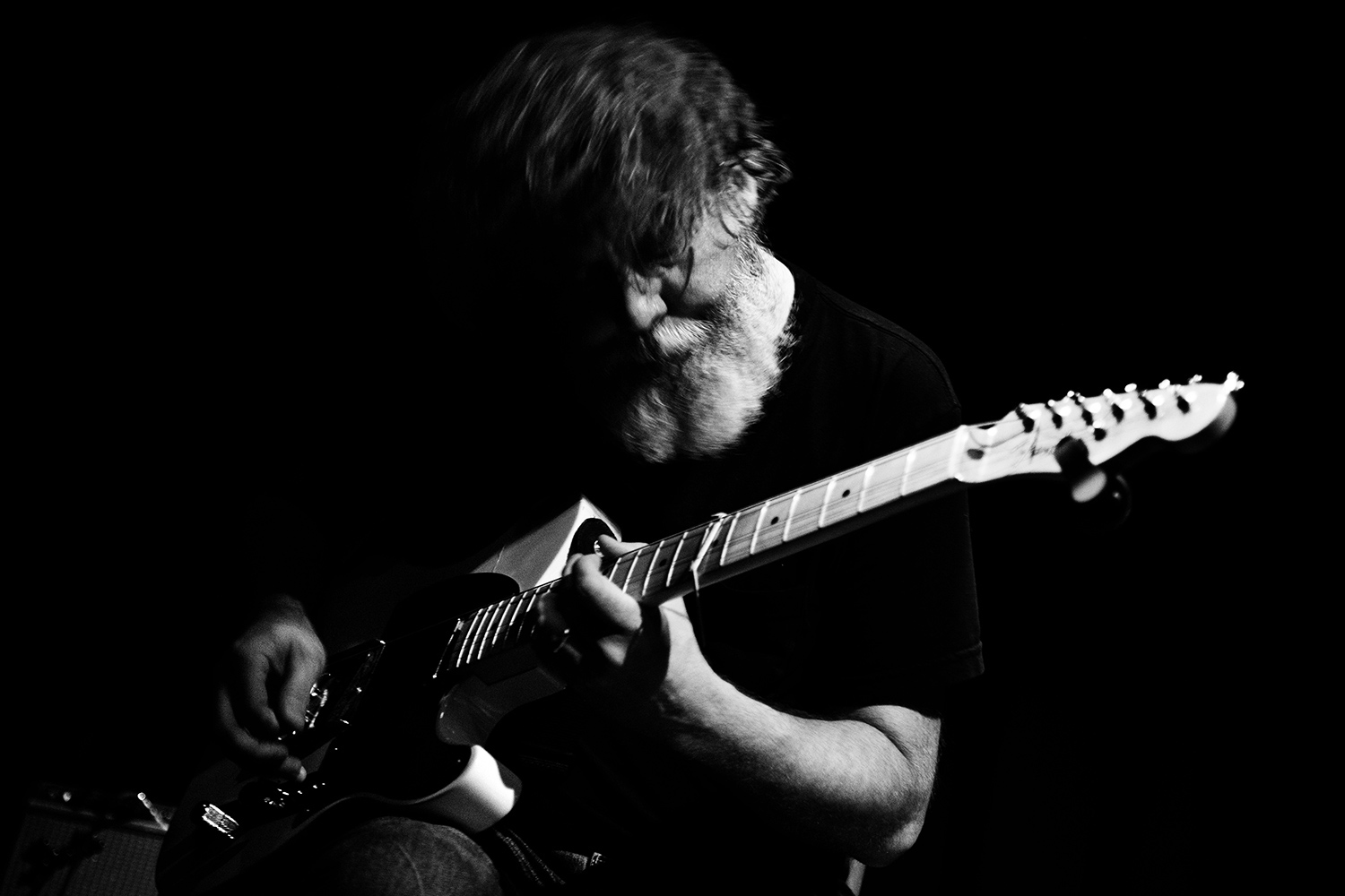 Bill Orcutt & Okkyung Lee by Laurent Orseau - Les Ateliers Claus - Brussels, Belgium #17