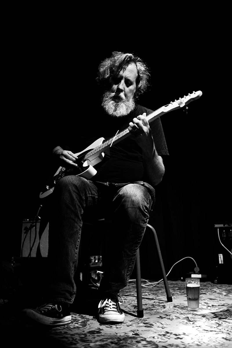 Bill Orcutt & Okkyung Lee by Laurent Orseau - Les Ateliers Claus - Brussels, Belgium #8
