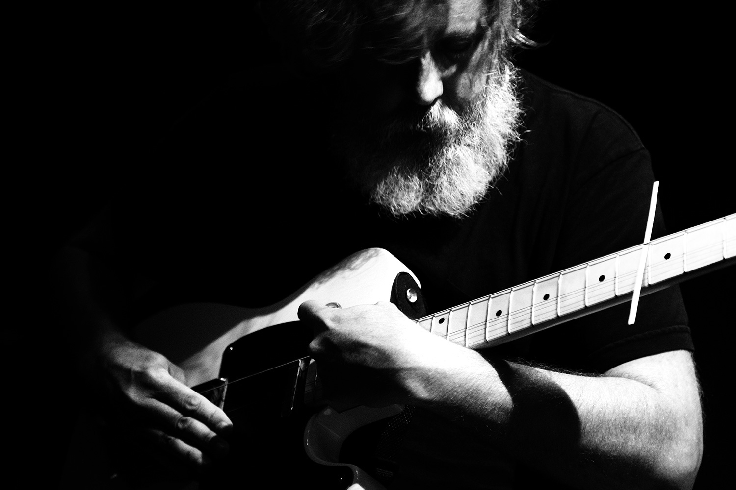 Bill Orcutt & Okkyung Lee by Laurent Orseau - Les Ateliers Claus - Brussels, Belgium #9