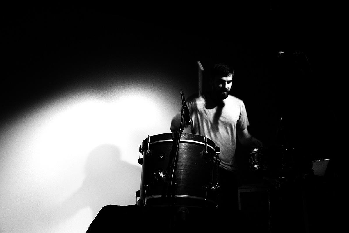 Blood Music by Laurent Orseau - Concert - Les Ateliers Claus - Brussels, Belgium #3