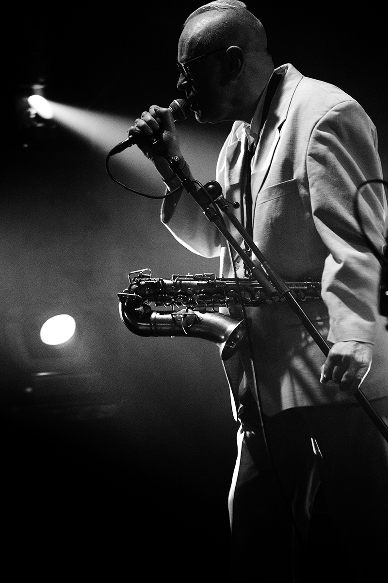 Blurt by Laurent Orseau - Concert - Magasin 4 - Brussels, Belgium #10