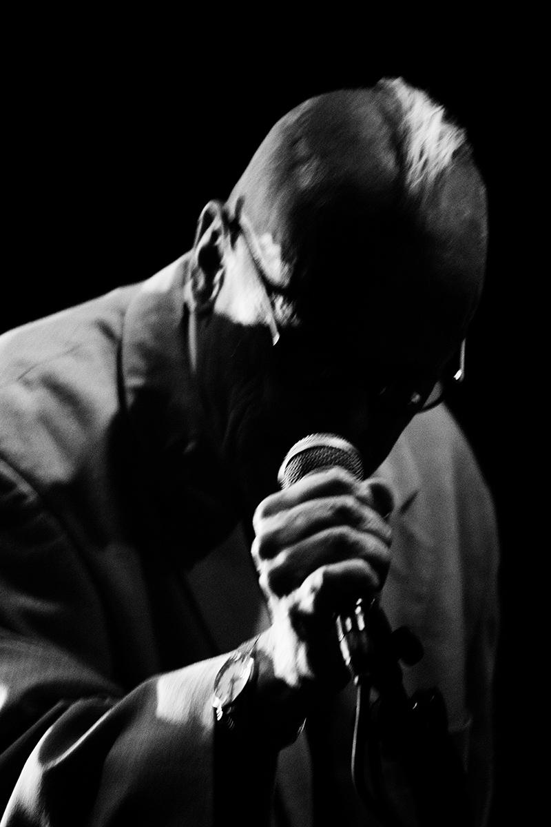 Blurt by Laurent Orseau - Concert - Magasin 4 - Brussels, Belgium #17