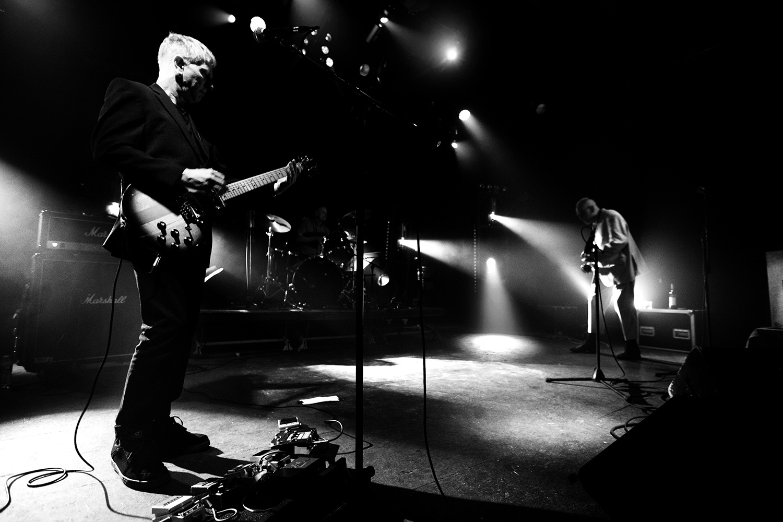 Blurt by Laurent Orseau - Concert - Magasin 4 - Brussels, Belgium #5