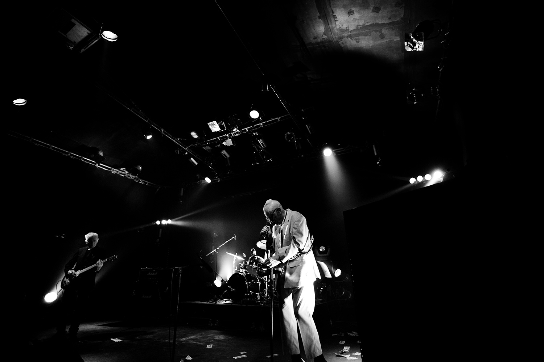 Blurt by Laurent Orseau - Concert - Magasin 4 - Brussels, Belgium #6
