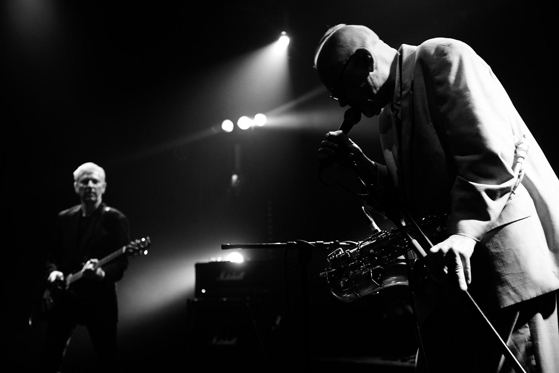 Blurt by Laurent Orseau - Concert - Magasin 4 - Brussels, Belgium #7