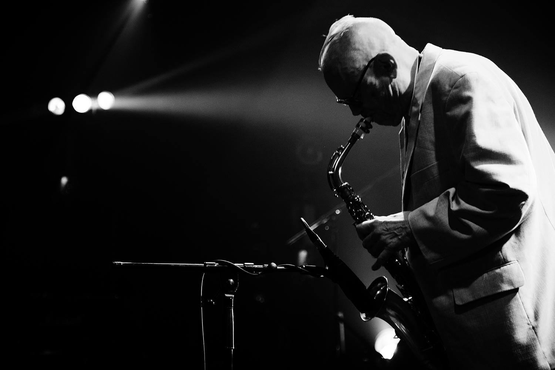 Blurt by Laurent Orseau - Concert - Magasin 4 - Brussels, Belgium #8