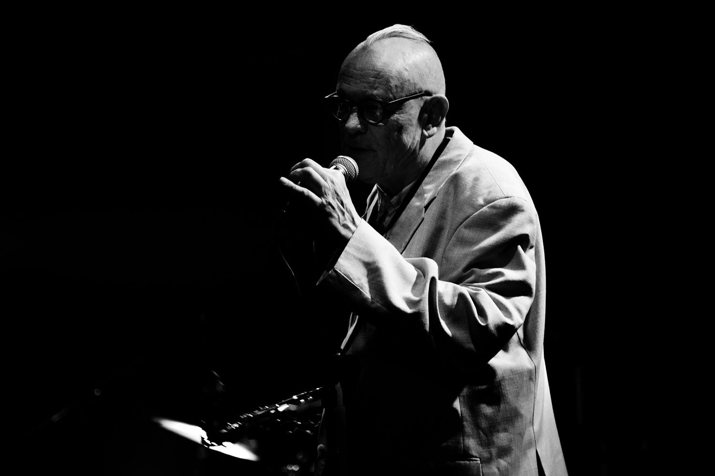 Blurt by Laurent Orseau - Concert - Magasin 4 - Brussels, Belgium #9