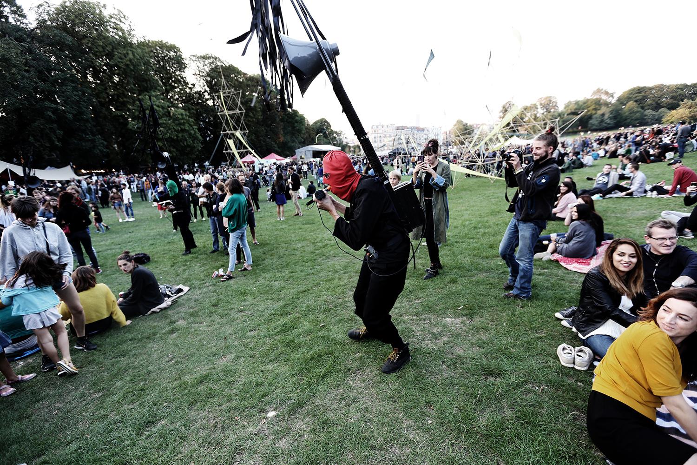 Bru(i)tal by Laurent Orseau - Forest Sounds Festival - Forest Park - Brussels, Belgium #11