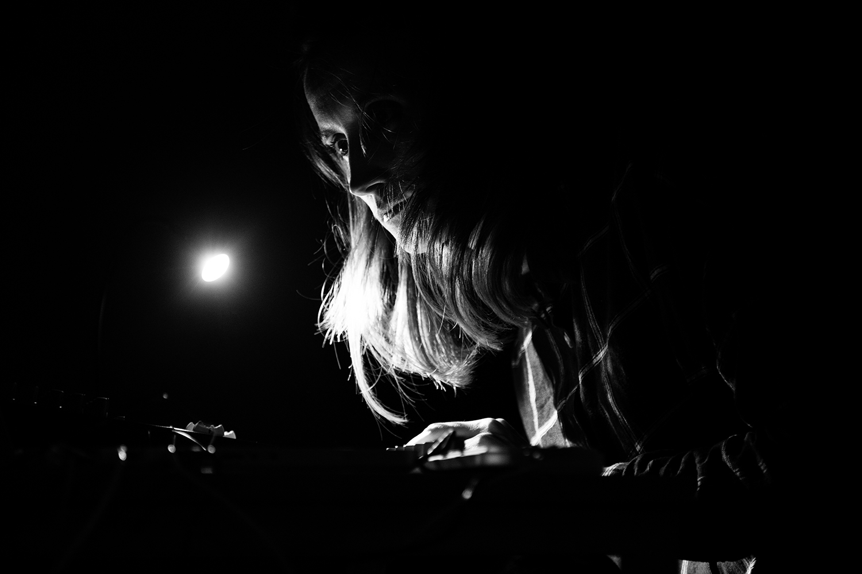 Caroline Profanter - Concert - Les Ateliers Claus - Brussels, Belgium