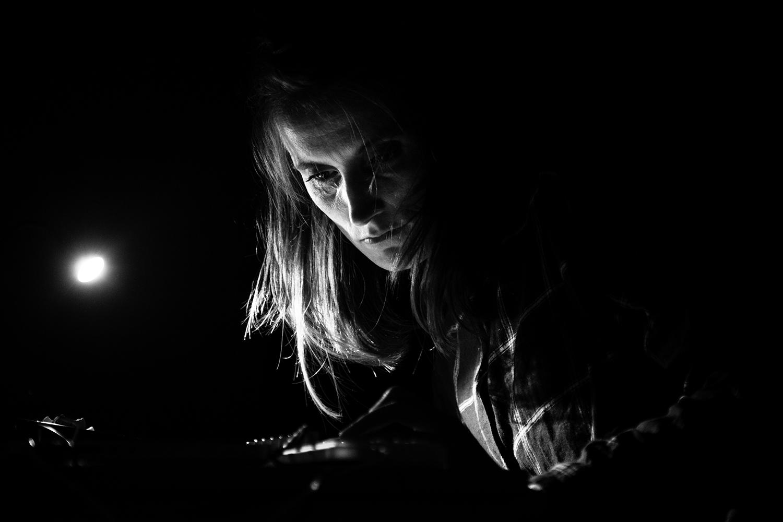 Caroline Profanter by Laurent Orseau - Les Ateliers Claus - Brussels, Belgium #2
