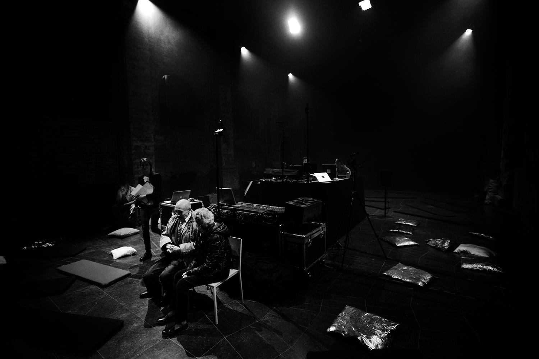 Octavian Nemescu & Caroline Profanter by Laurent Orseau - Europalia - Les Brigittines with Les Ateliers Claus - Brussels, Belgium #3