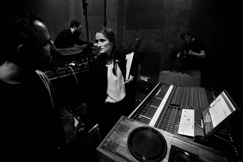 Octavian Nemescu & Caroline Profanter by Laurent Orseau - Europalia - Les Brigittines with Les Ateliers Claus - Brussels, Belgium #5