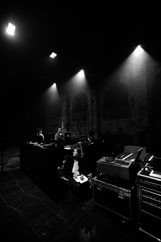 Octavian Nemescu & Caroline Profanter by Laurent Orseau - Europalia - Les Brigittines with Les Ateliers Claus - Brussels, Belgium #6