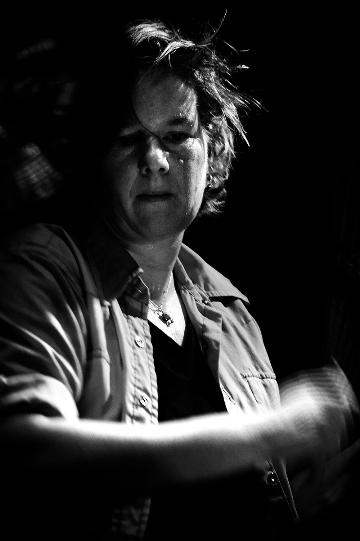 Caspar Brötzmann Massaker by Laurent Orseau - Concert - Les Ateliers Claus - Brussels, Belgium #10