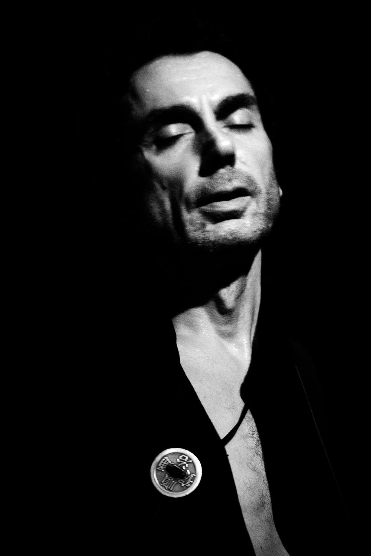 Caspar Brötzmann Massaker by Laurent Orseau - Concert - Les Ateliers Claus - Brussels, Belgium #12