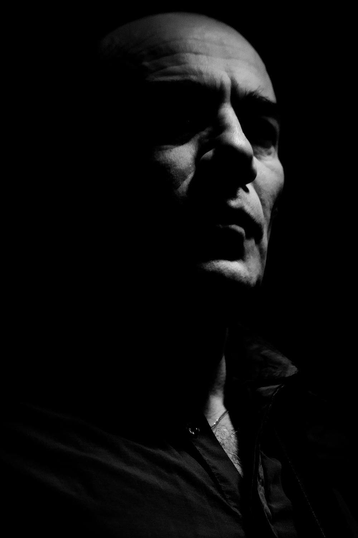 Caspar Brötzmann Massaker by Laurent Orseau - Concert - Les Ateliers Claus - Brussels, Belgium #13