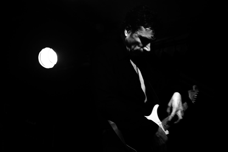 Caspar Brötzmann Massaker by Laurent Orseau - Concert - Les Ateliers Claus - Brussels, Belgium #18