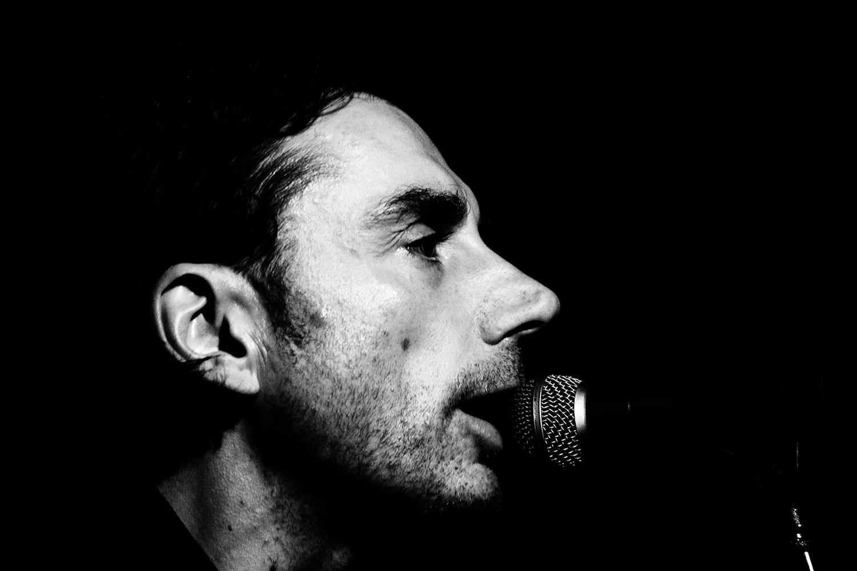 Caspar Brötzmann Massaker by Laurent Orseau - Concert - Les Ateliers Claus - Brussels, Belgium #19