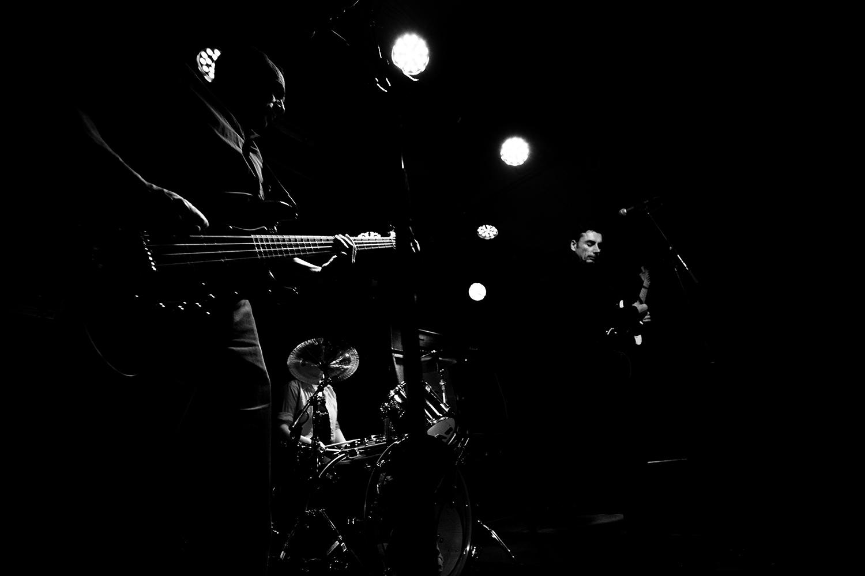 Caspar Brötzmann Massaker by Laurent Orseau - Concert - Les Ateliers Claus - Brussels, Belgium #3