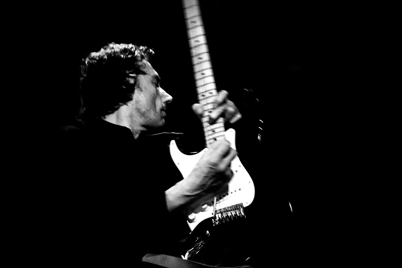 Caspar Brötzmann Massaker by Laurent Orseau - Concert - Les Ateliers Claus - Brussels, Belgium #8