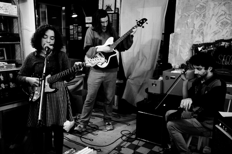Charlène Darling by Laurent Orseau - Balades Sonores - Brussels, Belgium #2