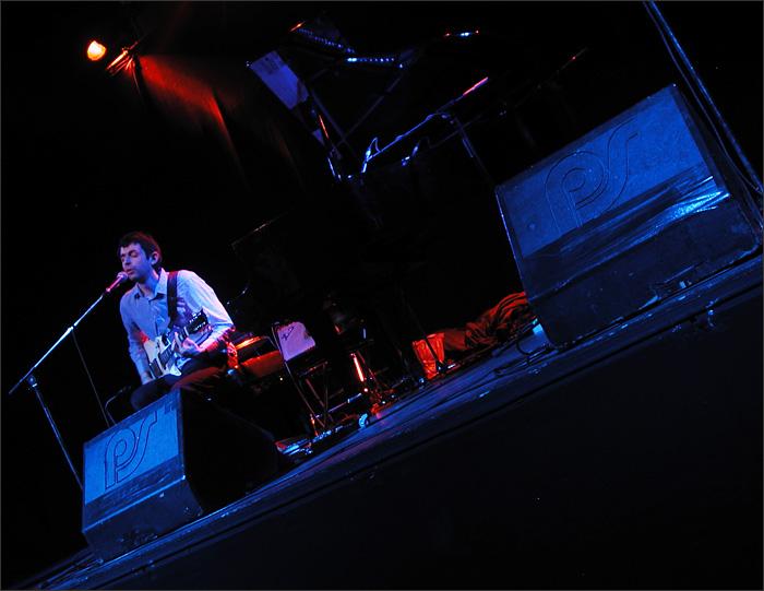 Sylvain Chauveau - Concert - Brotfabrik - Frankfurt am Main, Germany