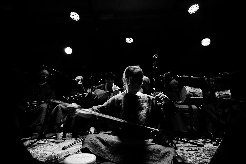 Chie Mukai by Laurent Orseau - Concert - Les Ateliers Claus - Brussels, Belgium #10
