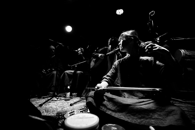 Chie Mukai - Concert - Les Ateliers Claus - Brussels, Belgium